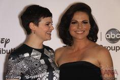 Ginny Goodwin & Lana Parilla