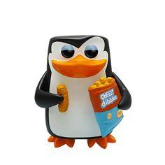 Funko Pop! Movies - Penguins Of Madagascar - Skipper