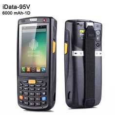284.81$  Buy now - http://ali13v.worldwells.pw/go.php?t=32756892089 - SM-iData95V 6000 mAh High Capacity Battery 4G Wireless Data Collector Android Rugged PDA with Wifi, Bluetooth, GPS 284.81$