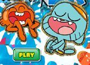 Gumball Splash Master | Garfis juegos online