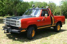 1979 Dodge Power Wagon Survivor