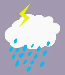 MLP Thundercloud Cutie Mark by wolframlogistics on DeviantArt Mlp Cutie Marks, Disney Princess Pictures, Twilight Sparkle, Equestria Girls, Rainbow, Room Stuff, Deviantart, Steamer, Drawings