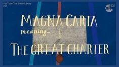 Explaining Magna Carta - History (6,8)