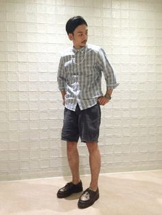 RYO-matsu│JUNRedのシャツ/ブラウスコーディネート