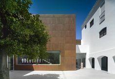 The Museum Jorge Rando, Málaga, 2014 - Gonzalez Vargas Arquitecto