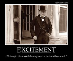 Motivational Posters: Winston Churchill Edition