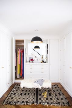House Tour: Ali Cayne NYC Townhouse--image via This Is Glamorous