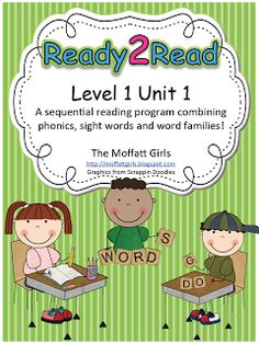 The Moffatt Girls: Ready2Read Level 1: Unit 1