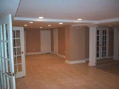 basement wall color