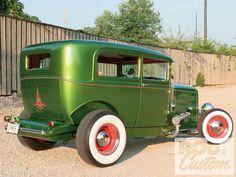 1931 Ford Model A Sedan