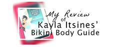 Latest Kayla Itsines review that explains what the Bikini Body Guide workout program is and how YOU can get an 80% DISCOUNT for Kayla Itsines workout guides!  http://sweatwithkaylaapp.com/kayla-itsines-review-my-results-with-bikini-body-guide-ebooks/
