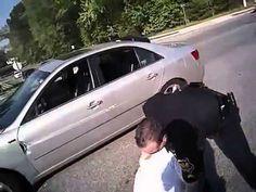 WATCH: Virginia Cop Uses Pepper-Spray, Taser on Unresisting Black Man Having Stroke | Alternet // GODDAMN IT MOTHERFUCKERS!