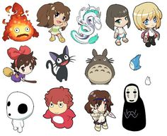 Hey, I found this really awesome Etsy listing at https://www.etsy.com/listing/207089025/studio-ghibli-anime-art-magnets-howls