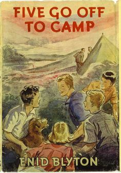 essay on my favourite author enid blyton Why you should all read (and love) enid blyton years of having a jolly good time reading enid blyton books have made her if our favorite harry.