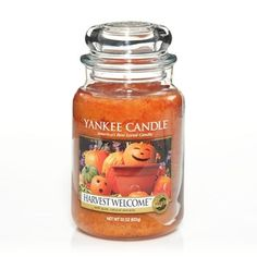 Harvest Welcome™ in Fall 2012 from Yankee Candle on shop.CatalogSpree.com, my personal digital mall.