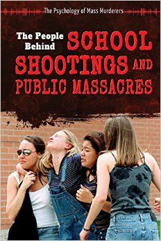 Sandy Hook Elementary School...Columbine High School...San Bernardino social services center...Aurora Movie Theater. There are more school shootings and public massacres than anyone wants to believe. What motivates the people behind these horrific crimes? This book addresses the needs of high school psychology students, detailing the accounts of the shooting sprees.