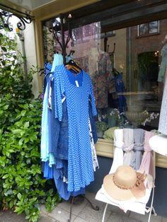 Ina Boer Dag 2 #synchroonkijken de leukste stippenjurkjes bij 't Oude Melkhuys in Zutphen