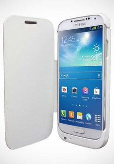 Power Case for a Galaxy S4, S3, or Note: Battery on the Go
