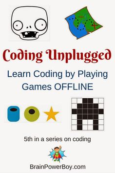 Coding Unplugged! Do you want your kids to learn coding but you are trying to…