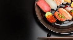Fresh seafood supplied daily by Idaho Seafood,nightly specials, steaks, premium sake, beer & wine. Sushi on Second is the valley's best restaurant for Sushi & Seafood! Salmon Platter, Sushi Platter, Salmon Sushi, Grilled Salmon, Raw Sushi, Sushi Food, Sushi Dishes, Homemade Sushi, Luxury Food