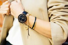 BitterSweet Bracelet holds your hair tie and looks great
