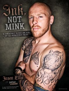 I don't know who Jason Ellis is but I'm willing to get to know him....intimately. OK?