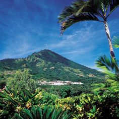 Volcán de San Salvador, El Salvador