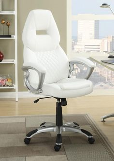 Coaster 800150 Office Chair Las Vegas Furniture Online | LasVegasFurnitureOnline.com | LasVegasFurnitureOnline