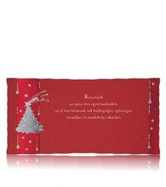 A kártyás karácsonyi képeslap a közkedvelt típusok egyike. Az újítás alól ezek sem képeznek kivételt.
