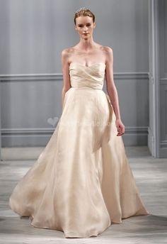 Collezione sposa primavera estate 2014 Monique Lhuiller http://www.matrimonio.com/cat-DressList.php?tipo=1&Disenador=8