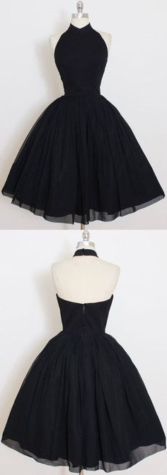 Black Homecoming Dresses, Short Homecoming Dress,Cute Black Short Homecoming Dress,,Short Prom Dresses,Lace V Neck Party Dresses #shortdresses #homecomingdresses