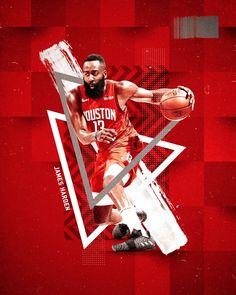 nba basketball james harden poster 02