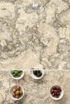 Swirls of neutral earthy tones come to life in our Berwyn™ design, ideal for any kitchen renovation. This quartz design offers the beauty and timeless sophistication of marble without the worry.