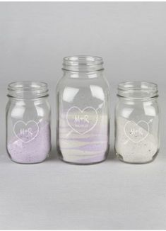 Mason Jar Sand Ceremony Set is a unique alternative to the unity candle lighting ceremony. Script couple's monogram is featured on the rustic sand ceremony set. Beach Wedding Reception, Beach Wedding Favors, Wedding Ideas, Wedding Ceremony, Rustic Wedding, Wedding Stuff, Wedding Planning, Snow Wedding, Wedding Navy