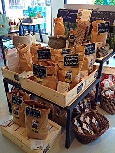 Leuke winkel! Dit is @opgewecktnoord  #Verpakkingsvrij, #regionaal, #biologisch en lekker. #Groningen