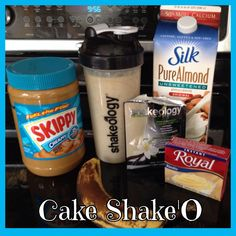 Cake Shake'O #shakeomugcake