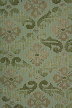 Early 60s geometric wallpaper