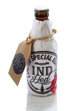 VERPACKUNG: IndHED Craft Beer Limited Edition