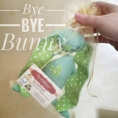 Coniglietto pasquale realizzato per un #GIVEAWAY sulla mia pagina Facebook...