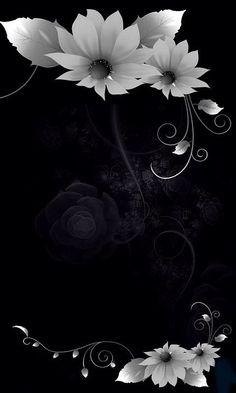 (notitle) iPhone X Wallpaper 298293175316131887 Gothic Wallpaper, Black Background Wallpaper, Dark Wallpaper, Background Pictures, Flower Wallpaper, Screen Wallpaper, Mobile Wallpaper, Wallpaper Backgrounds, Wallpapers Android