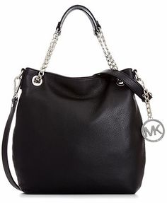 MICHAEL Michael Kors Handbag, Medium Chain Shoulder Tote