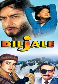 Diljale (1996) Hindi Full Movie Watch Online Free www.moviezcinema.com/2016/10/diljale-1996.html