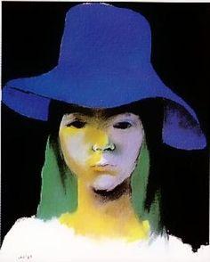 wook-kyung choi. self-portrait