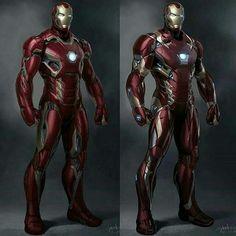 Iron man mark 45 x 46