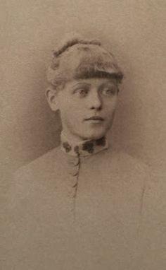 Helene Schjerfbeck - Paris 1884s)