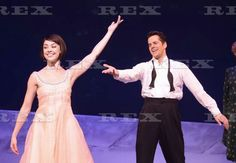 An American in Paris' on Broadway, The Palace Theatre, New York, America - 12 Jan 2016  Leanne Cope, Robert Fairchild 12 Jan 2016