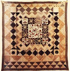 1787 quilt by Rachel Mackey
