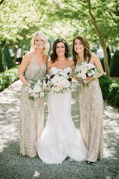 Elegant Garden Wedding in Napa Valley | Loverly | Wedding Planning Made Simple