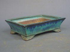 Ryokujuan Tosui (陶翠編) Bonsai pot