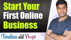 How To Start A Successful Internet Business - 4 Powerful Blueprint | Timeless Profit https://youtube.com/watch?v=1SO0cWmuG2Q
